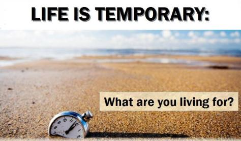 life-is-temporary